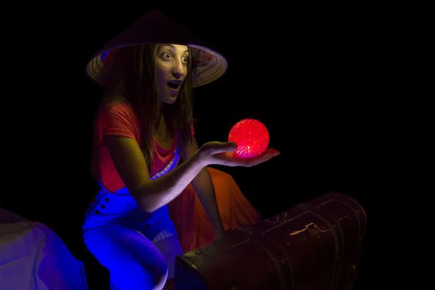 teatro sensorial (aventura)