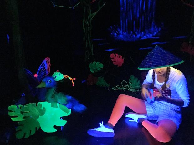 teatro sensorial (canción)