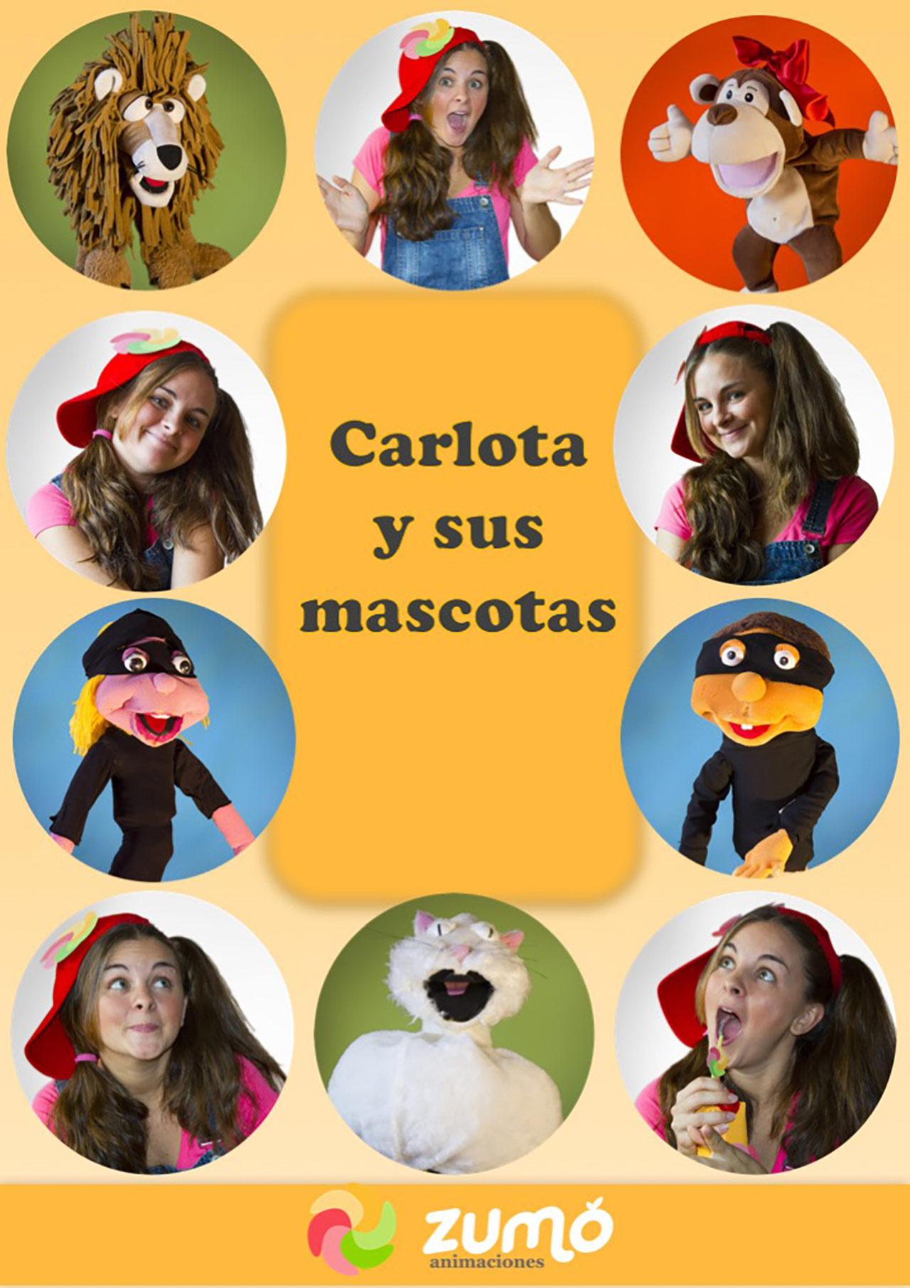 Carlota_y_sus_Mascotas_Cartel
