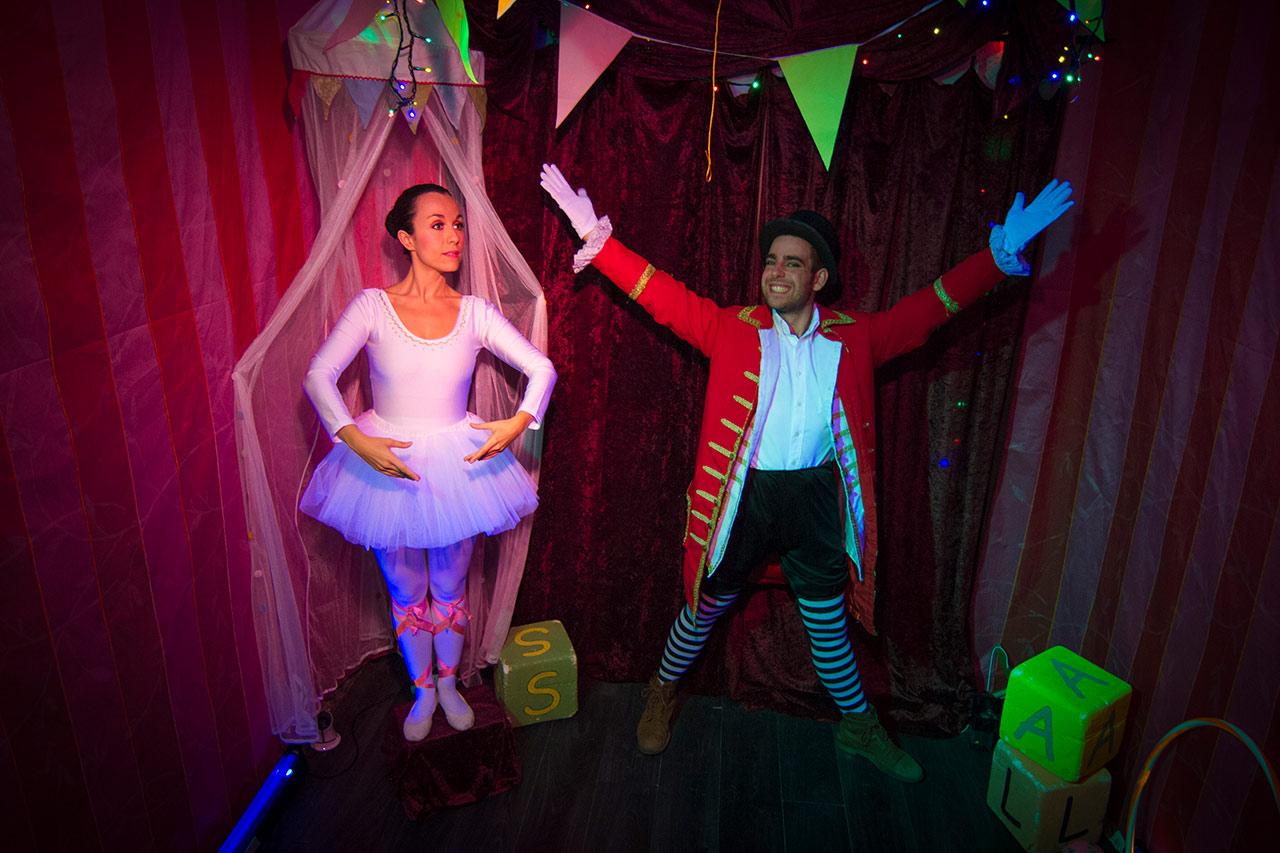 marina la bailarina (teatro infantil)