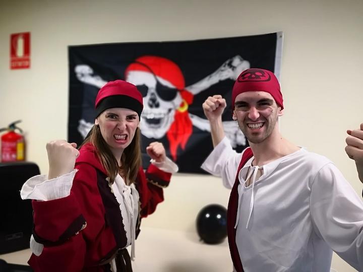 Family Day pirata