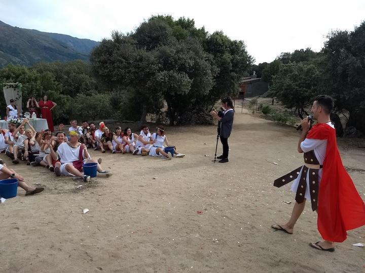fiesta romanos (concentrados)