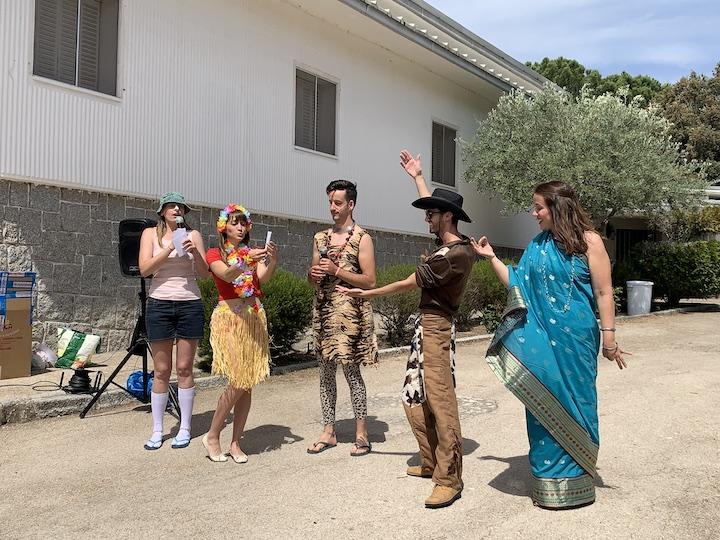 fiestas del cole (ceremonia)