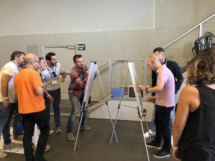 team building roche (compitiendo)