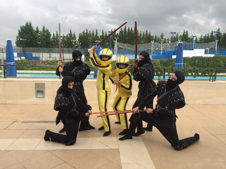 gymkhana ninja 03