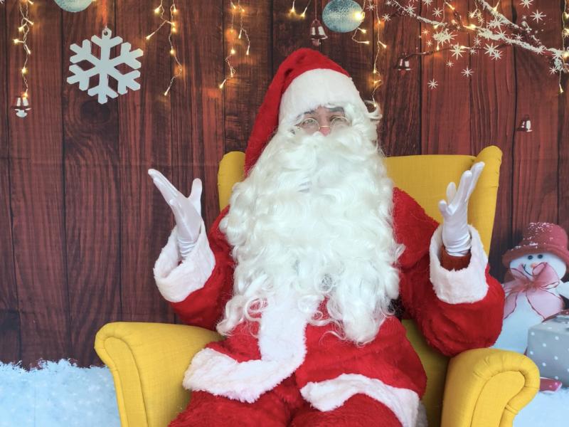 Papa Noel Videofelicitacion 2
