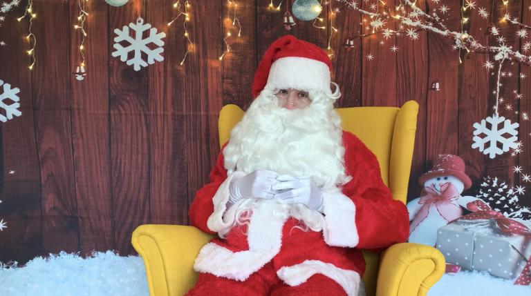 Papa Noel Videofelicitacion