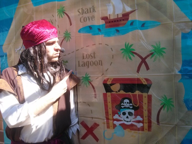 cumpelaños piratas 11